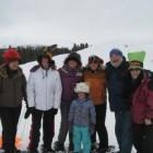 Skagway Skiers at 2012 Buckwheat Ski Classic
