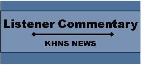 Listener Commentary – Aug. 14, 2014