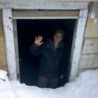 John digs out TX shed