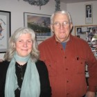 Kay Clements and Mike Case