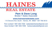 Haines Real Estate