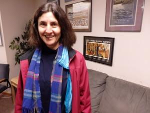 Sue Libenson organized the camp.