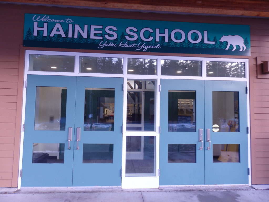 Haines School Board starts discussion on interim superintendent