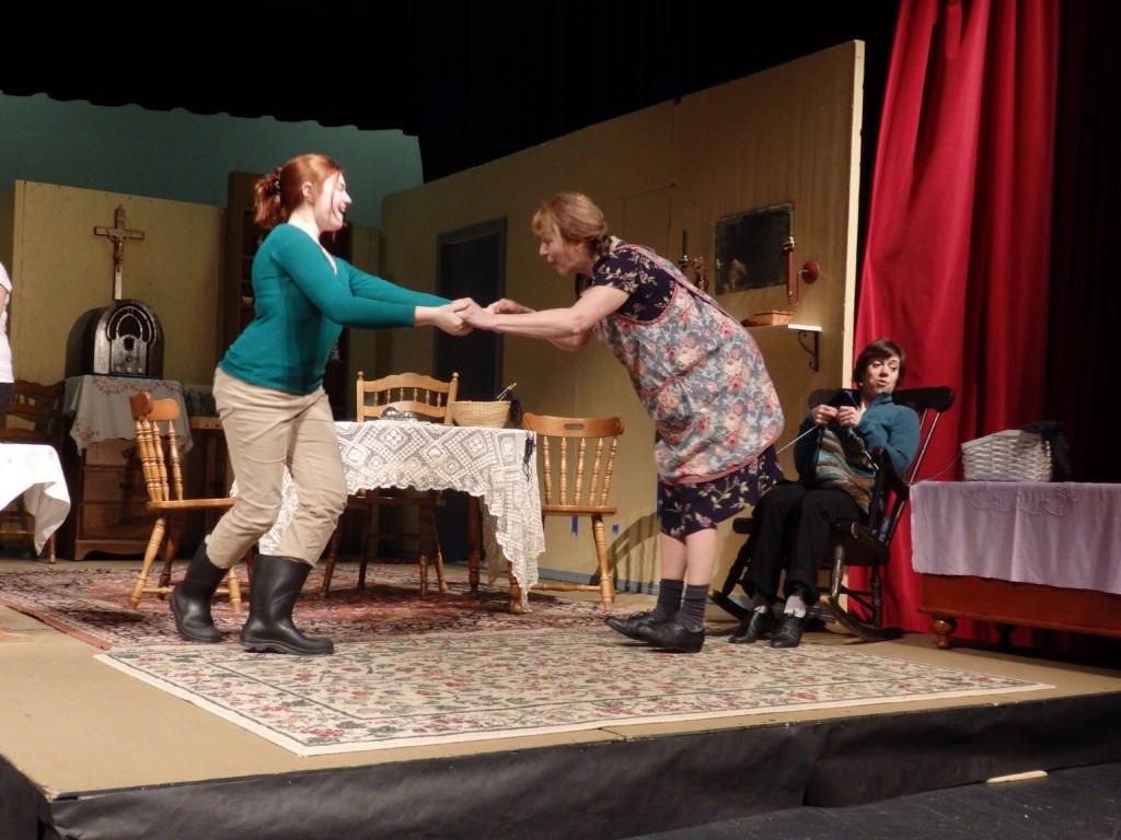 """Dancing at Lughnasa"" explores family bonds in 1930's Ireland"