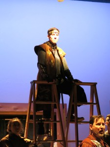 Theater in the Rough performing King Henry V (Courtesy Theater in the Rough)