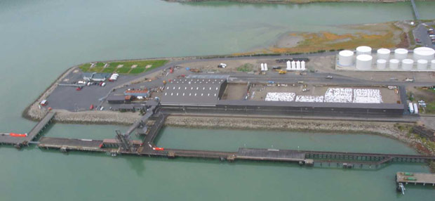 DEC meets with Skagway, White Pass officials about ore terminal