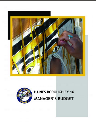 Borough manager releases FY 16 budget proposal