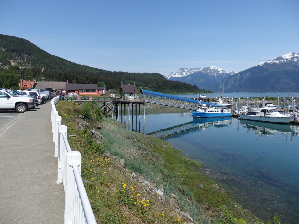 Haines small boat harbor. (Emily Files)