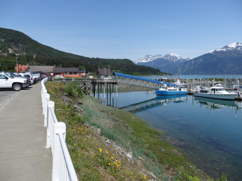 Conceptual designs and cost estimates for Haines harbor boat launch project will be presented at Wednesday meeting
