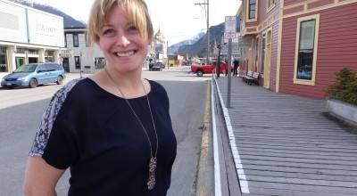 Cody Jennings is Skagway's new tourism director.