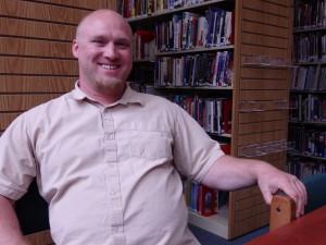 6-12 grade teacher Carson Buck.