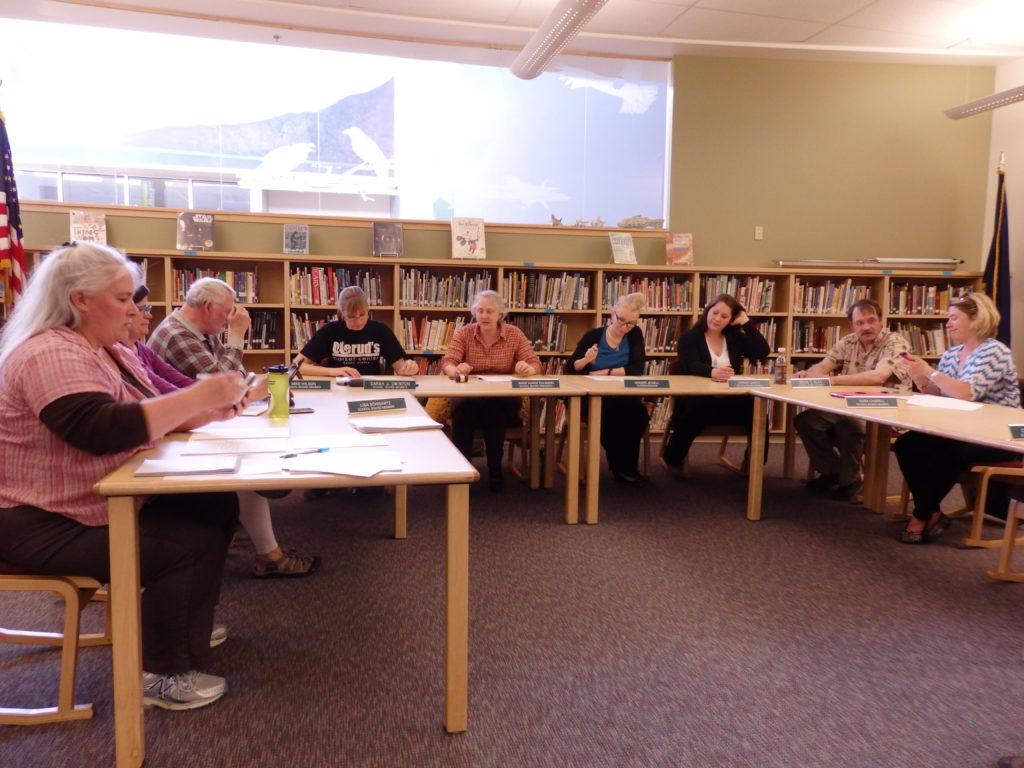 Haines School Board OK's agreement with Chilkat Valley Preschool