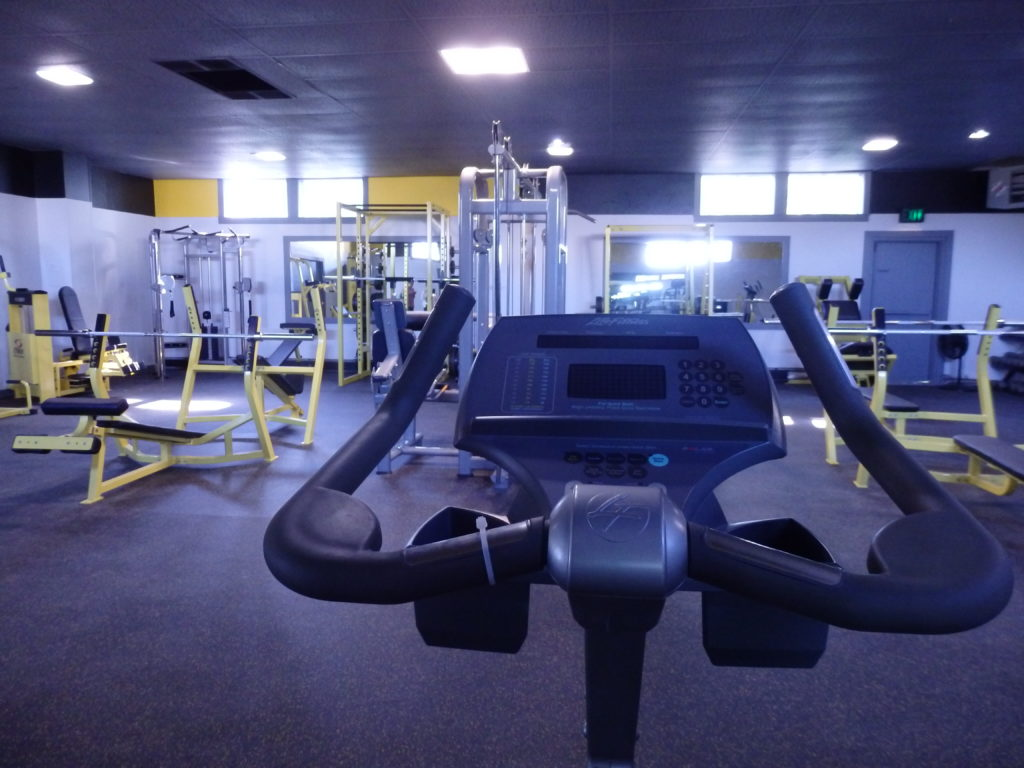 Fitness Center Opens In Haines