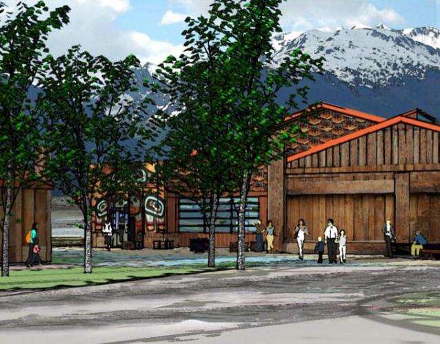 Jilkaat Kwaan Heritage Center set to open its doors this spring