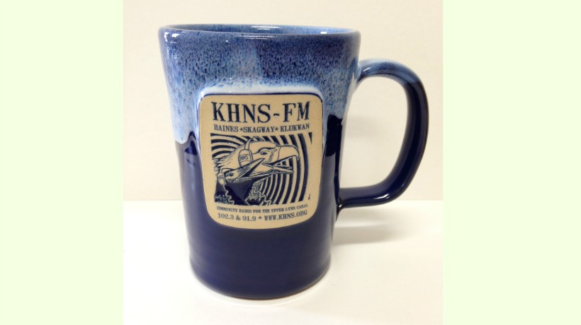 New KHNS Artisan Mug!