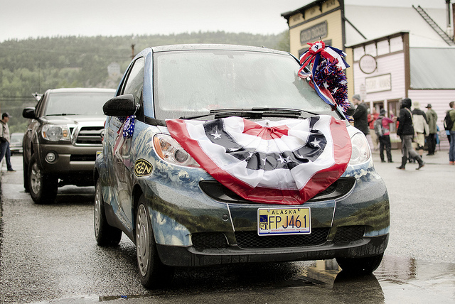 Skagway plans packed July Fourth