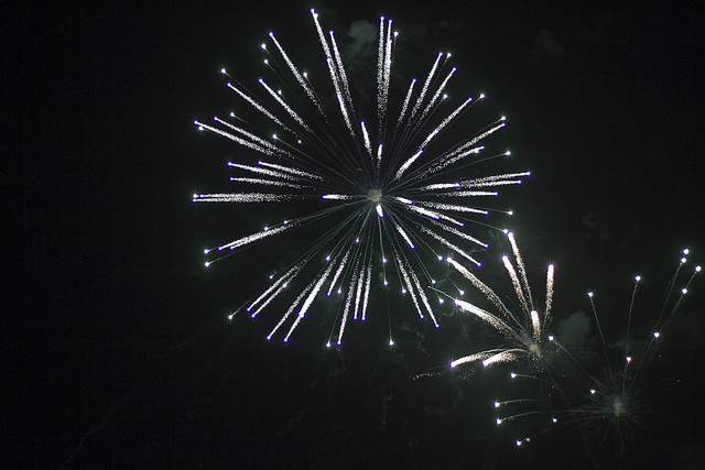Fireworks and new parade route for Haines July 4th