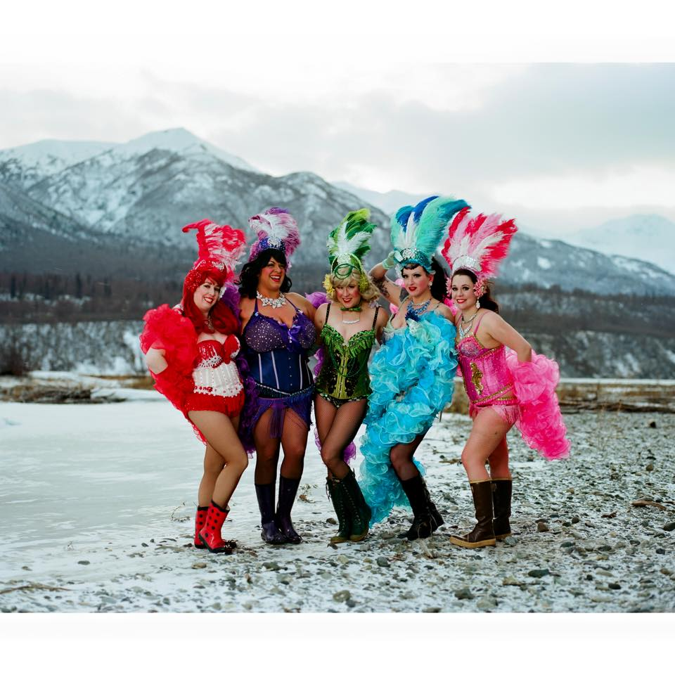 Burlesque group to tour Skagway, Haines and Juneau