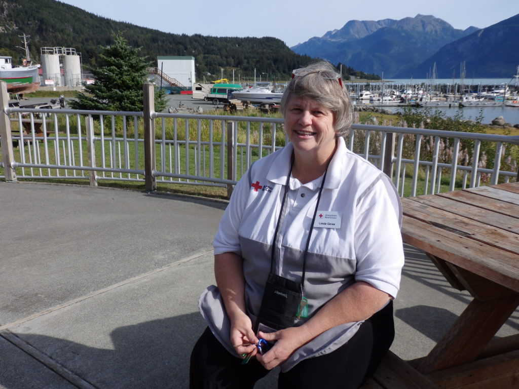 Local Red Cross volunteer recounts time in Sitka