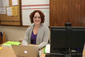 Michaela Stidman is a new teacher at Skagway School. (Greta Mart)