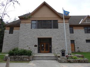 Skagway City Hall (Greta Mart)