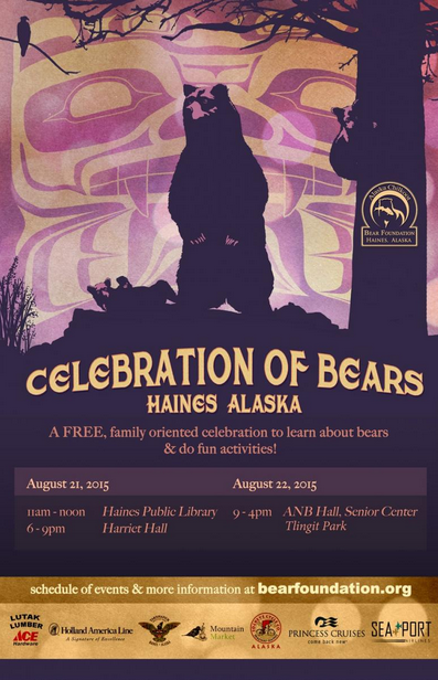 Celebration of Bears brings bear education to Haines