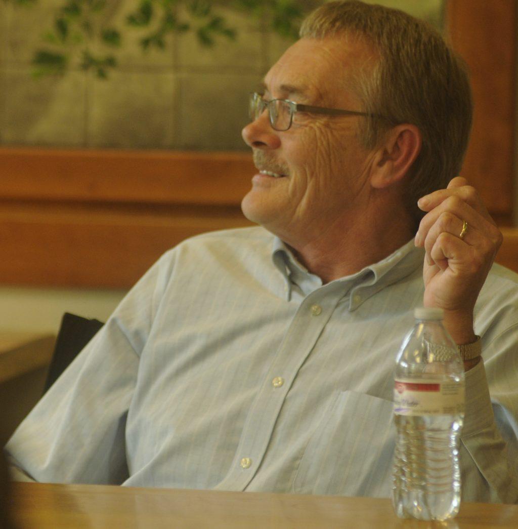Mayor candidate profile: Doug Olerud   KHNS Radio   KHNS FM