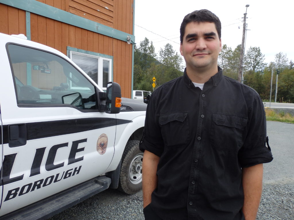 Haines police officer Ryan Rutland let go from department