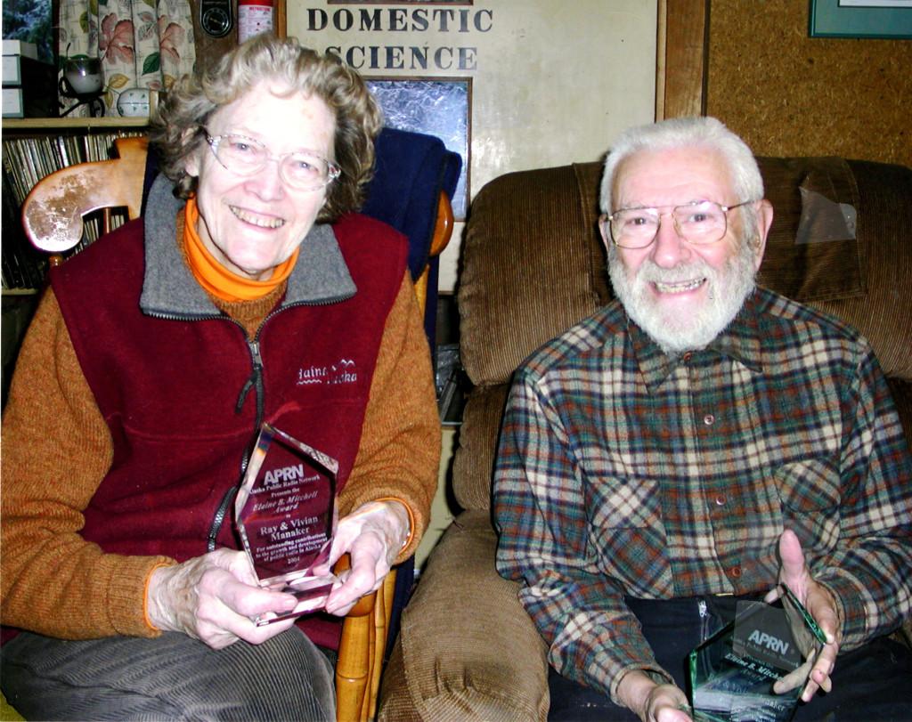 Vivian and Ray Menaker