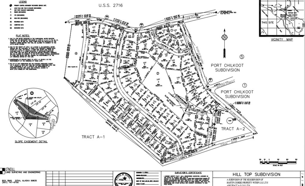Plan for 72-lot Haines subdivision 'revived' after 20 years