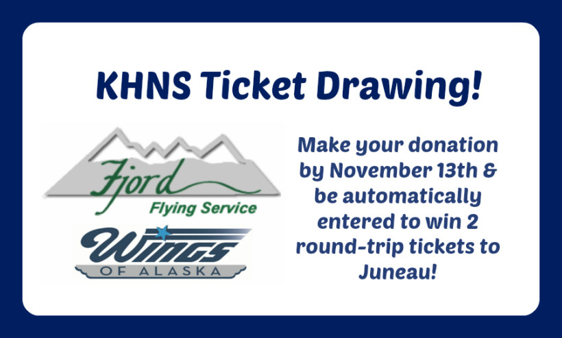 News Drive Ticket Drawing!