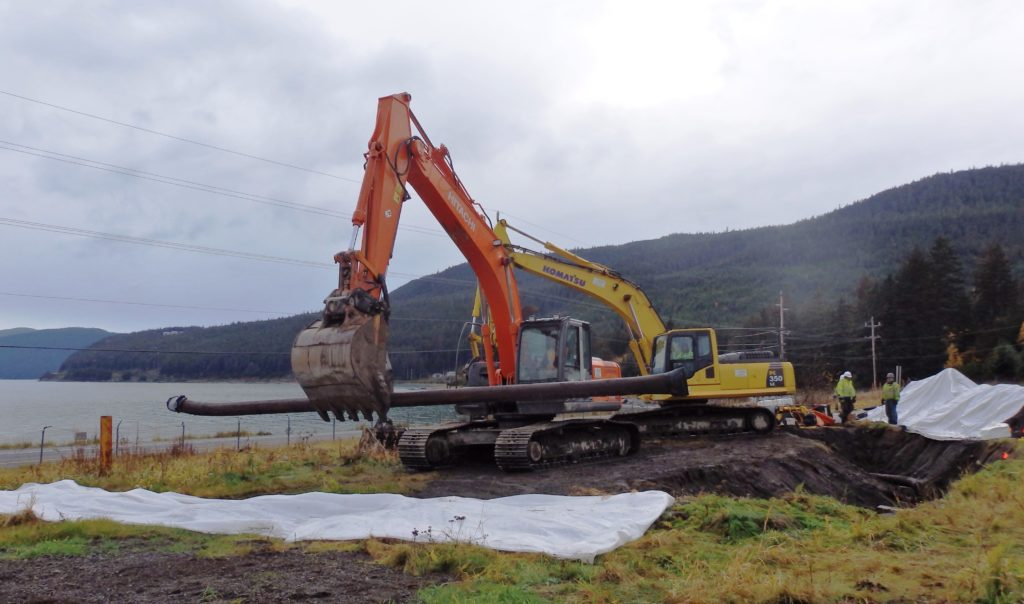 Army to update public on contamination at former Haines fuel terminal