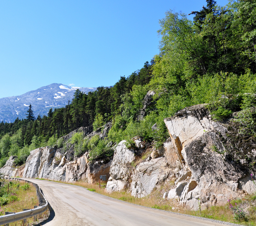 National Park Service starts work on Dyea Road