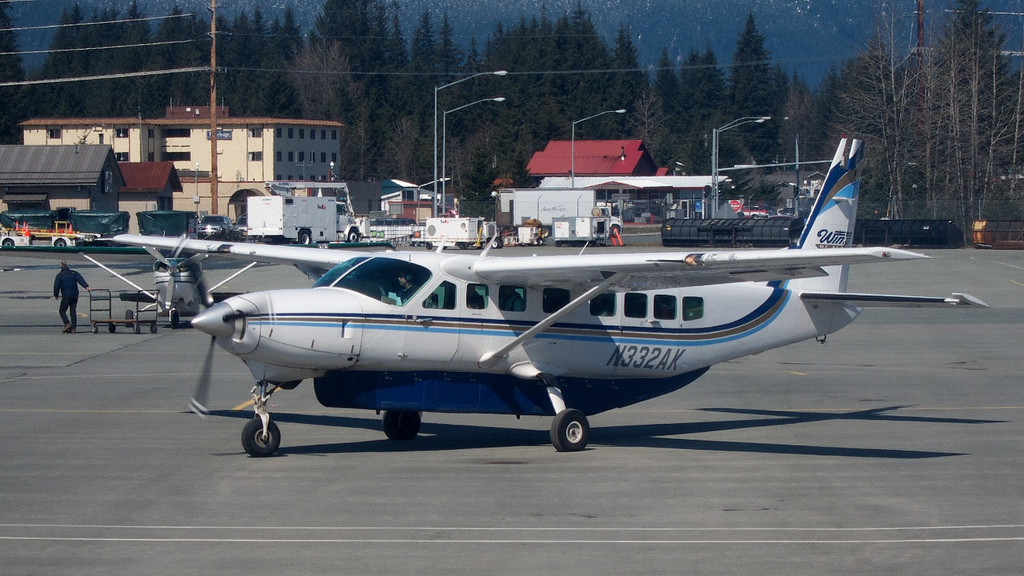SeaPort Airlines, the company that owns Wings of Alaska, announced Monday they have sold Wings to Gustavus-based Fjord Flying Service. (Flickr Creative Commons)