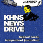 Thanks for Your Exceptional Support of the KHNS News Drive 2018