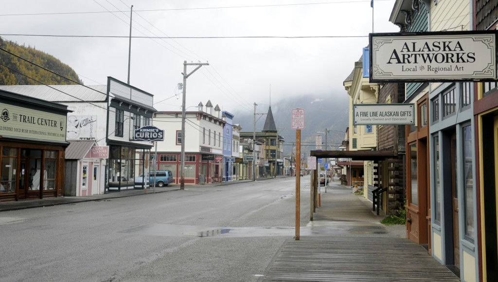 Skagway closed the chapter on another summer last month. (Jillian Rogers)
