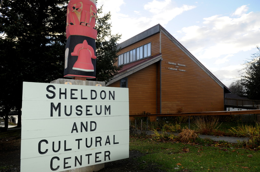The Sheldon Museum and Cultural Center is changing its name to the Haines Museum and Cultural Center. (Jillian Rogers)