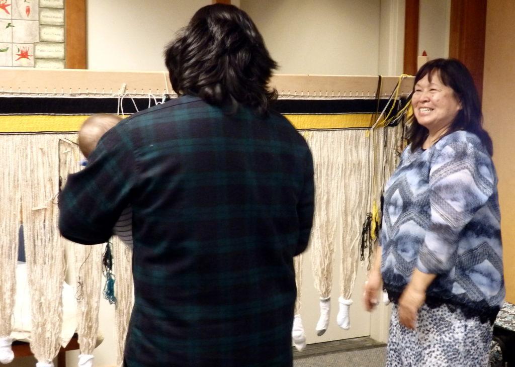 Telling untold stories through a healing robe