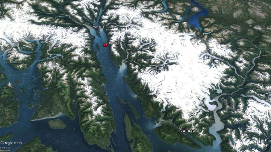 Plane down near Eldred Rock; one victim medevaced to Seattle, three discharged