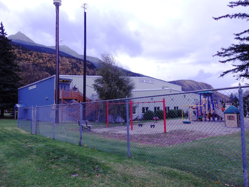 Skagway Recreation Center. (Emily Files)