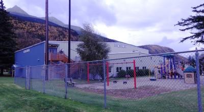 Skagway Recreation Center. (Emily Files)