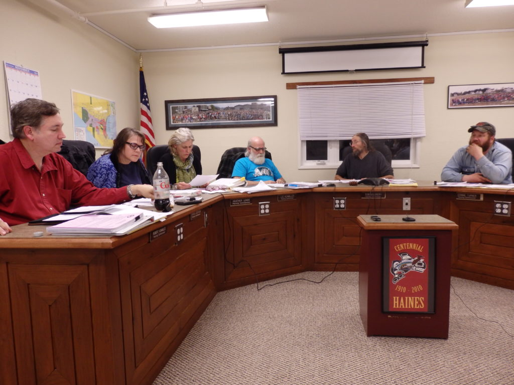 Haines planners reject appeal for unlimited use of 35-Mile helipad