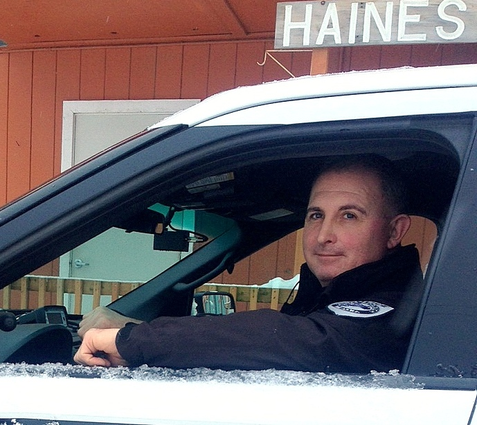 Haines Police Officer to leave the department
