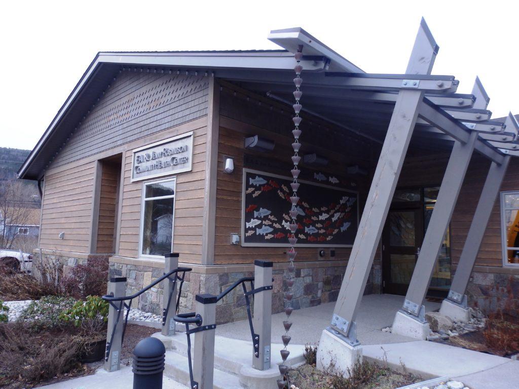 Skagway's Dahl Memorial Clinic earns Alaska Primary Care Quality Excellence Award