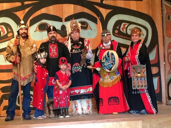 The Gei San Dancers in 2015. (Courtesy Gei San Dancers)