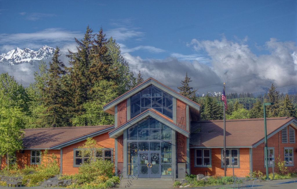 Governor's vetoes cancel state funding for library broadband, Haines library will retain service