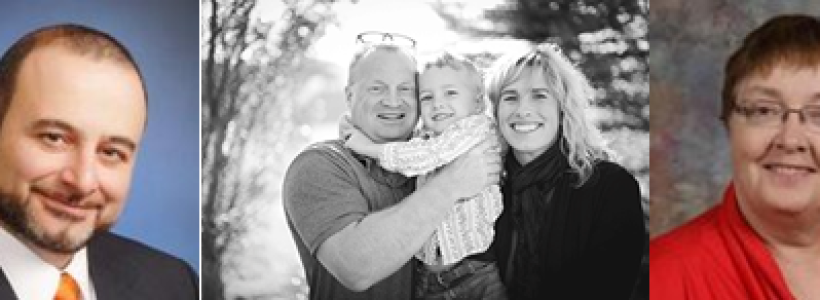 Anthony Habra, Tom Yaraes and family, Robin Gray. (School websites)
