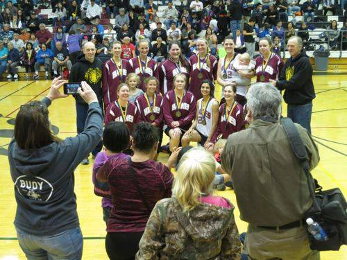 Two local teams win Gold Medal championships