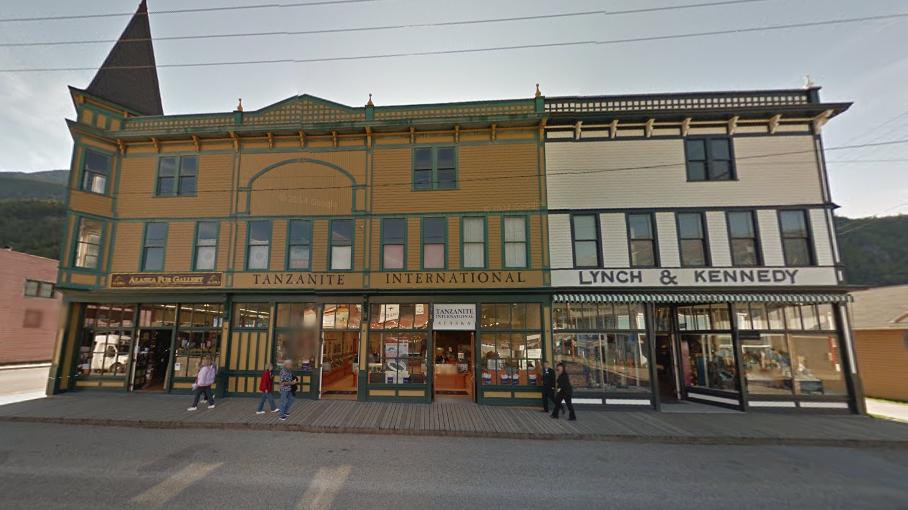 Skagway business owner, employee charged with selling fake Native art