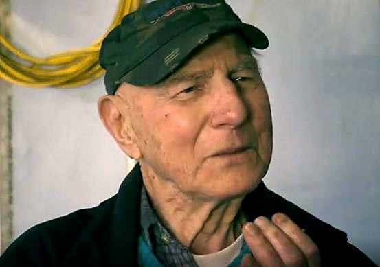 John Schnabel died Friday in California at the age of 96. (Discovery.com screenshot)